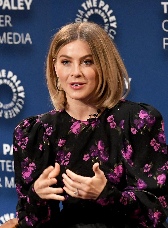 Julianne Hough 2019 decemberében a The Paley Center For Media műsorában.