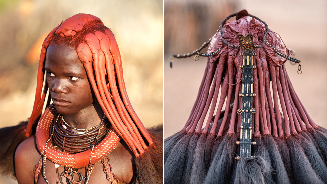 himba torzs frizura cover