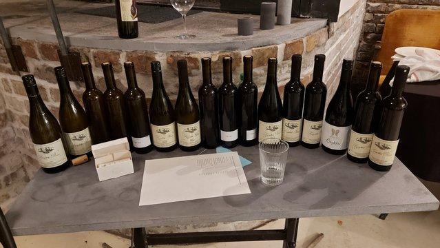 Utoljára a XIX. században ittak ilyen borokat