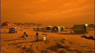 Kis lépésekkel a Mars meghódítása felé
