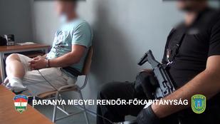 Elkaptak egy nemzetközileg körözött bűnözőt a magyar rendőrök
