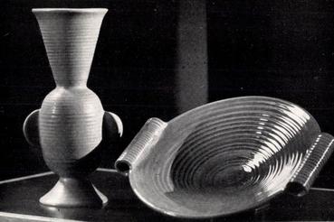 Gorka Géza kerámiái - Magyar Iparművészet  1937