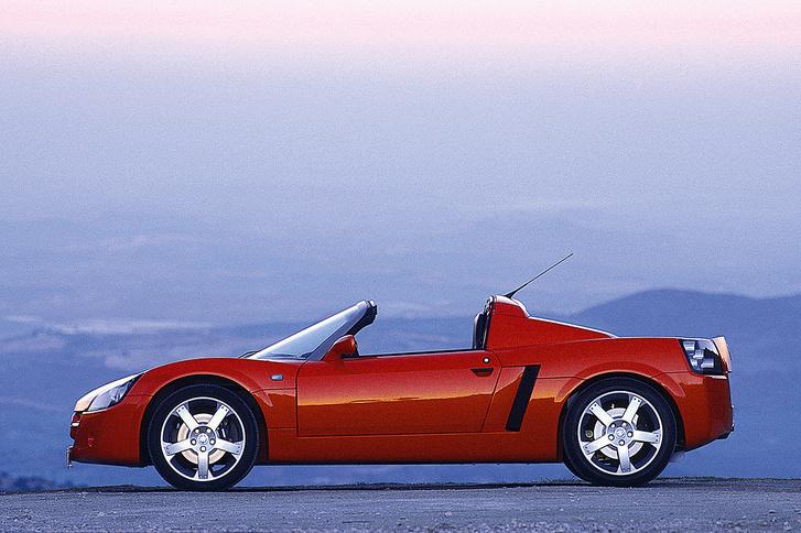 2000 A57806 Opel Speedster