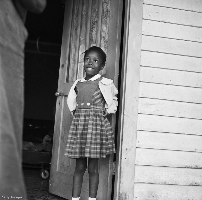 A gyermek Ruby Bridges