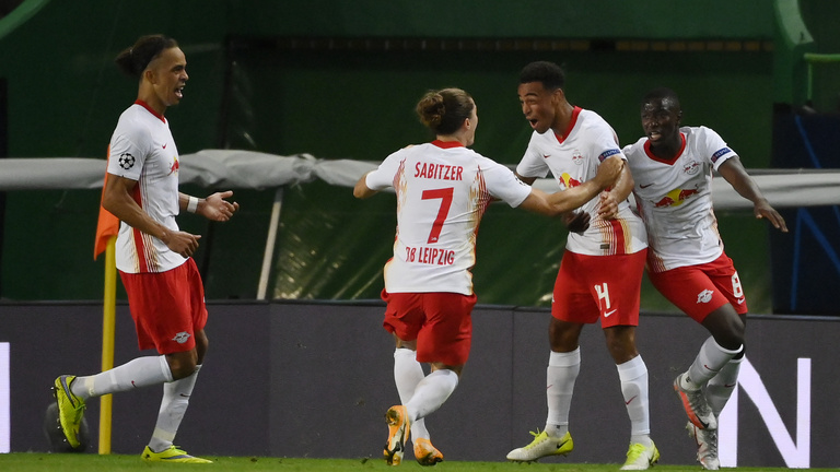 Az RB Leipzig legyőzte az Atléticót, lesz magyar a BL elődöntőjében