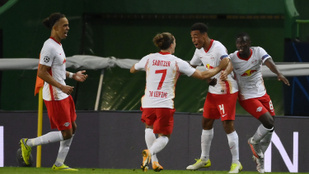 Az RB Leipzig legyőzte az Atléticót, lesz magyar az BL elődöntőjében