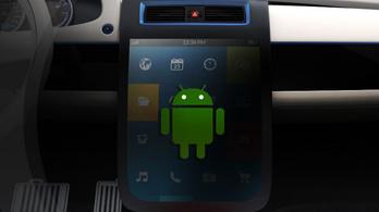 Android rendszerre állítja át autóit a Peugeot csoport