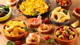 Articsókás-olívás vega paella – húsevőknek menő köret, vegáknak klassz vacsora