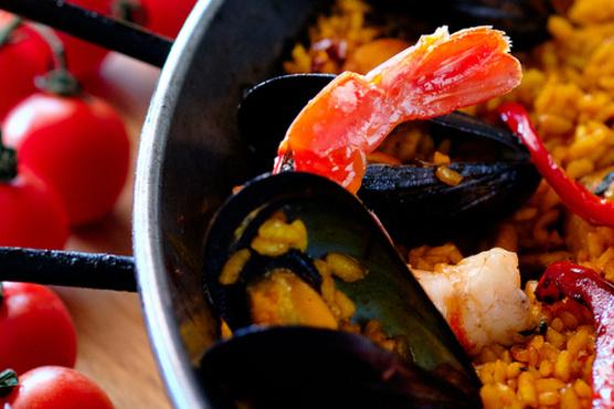 Minél több tengeri herkentyűt adsz hozzá, annál finomabb lesz.