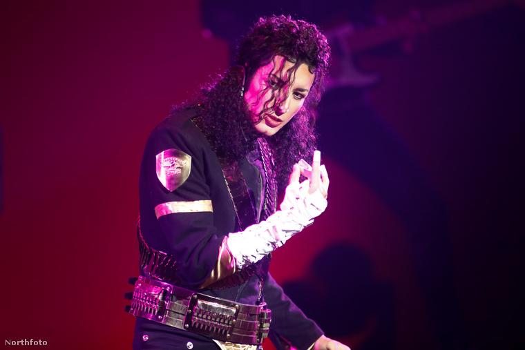 A spanyol Michael Jackson