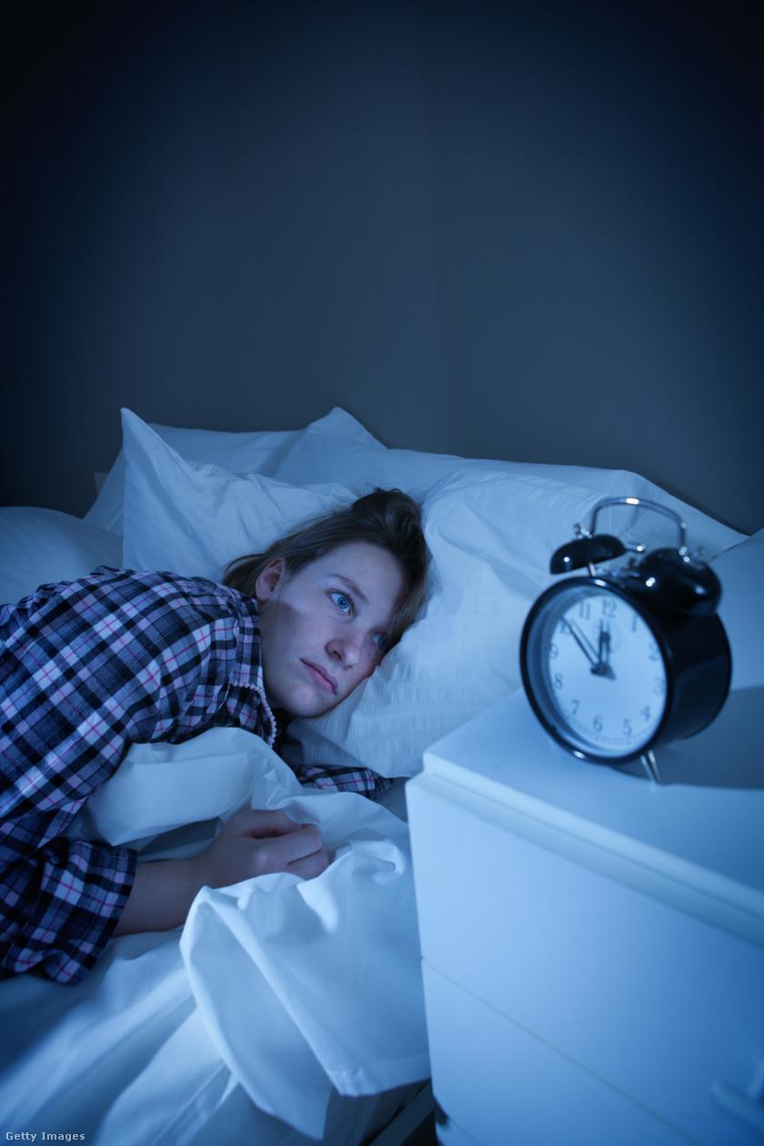alvási szokások és fogyás