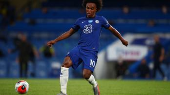 A Chelsea-ből az Arsenalhoz ment Willian