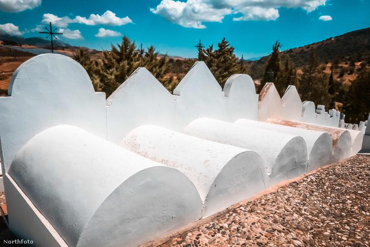 A sírhely Andalúzia legismertebb és legnépszerűbb temetője, ahová turisták is szép számmal érkeznek.