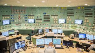 Ismét névleges teljesítményen üzemel a paksi atomerőmű 4. blokkja