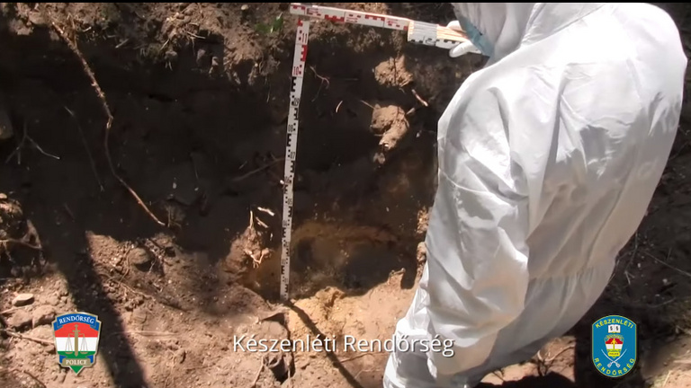 Két év után derült ki, kik daraboltak fel és ástak el egy férfit és párját Pilisszentivánnál