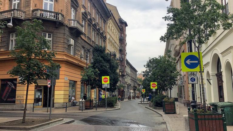 Erzsébetvárosi forgalomcsillapítás: hurkokba fojtva
