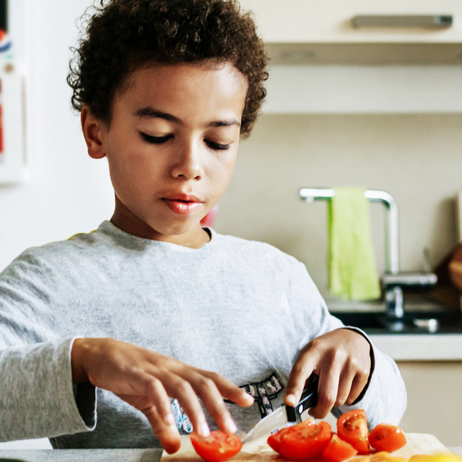 A 12 éves kis szakács megmutatja a világnak, milyen lenyűgözőek a vegán ételek – Hatalmas tervei vannak