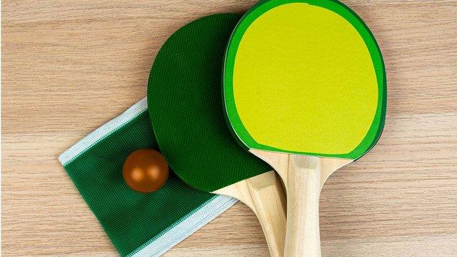 Avokádós pingpong-szett