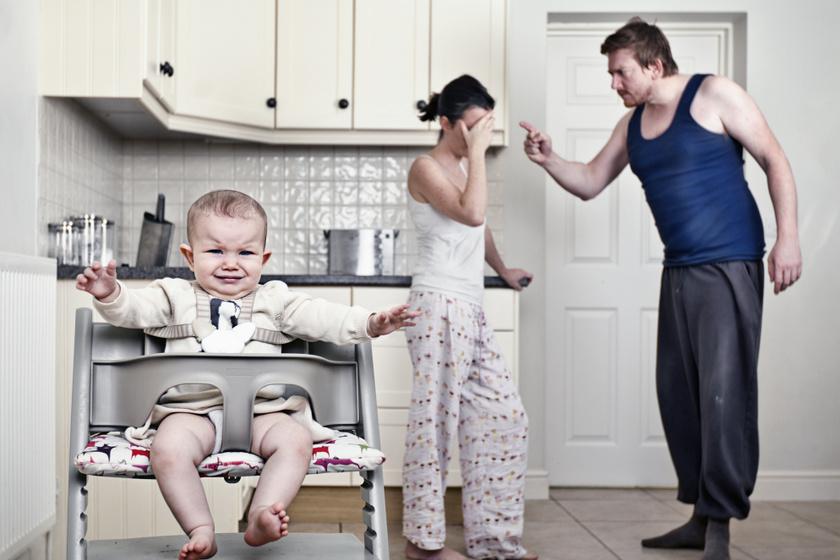 Valóban jót tesz a gyereknek, ha a szülők csak miatta maradnak együtt? A pszichológus szerint nem túl jó ötlet