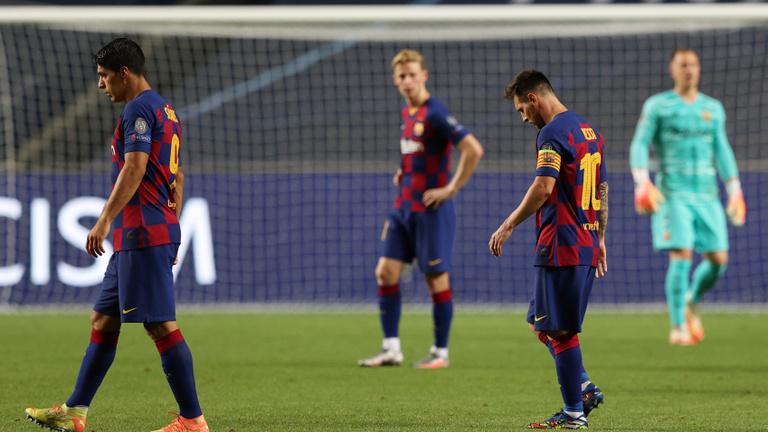 Megsemmisítette a Bayern a Barcelonát a BL-ben