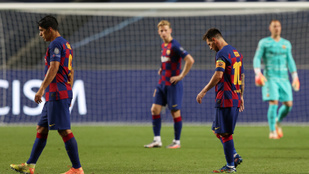 Megsemmisítette a Bayern a Barcelonát