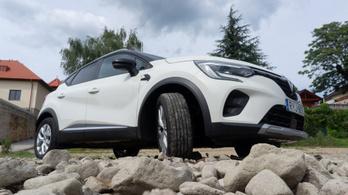 Teszt: Renault Captur TCe 100 Zen – 2020.