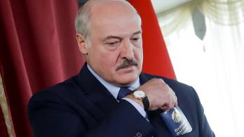 Lukasenko leveretné a tüntetéseket