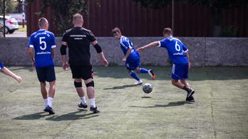 A futball innovatív szociális munka is lehet