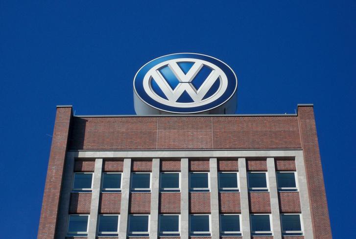 Wolfsburg VW Logo