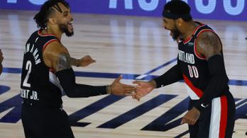 A Portland jutott be utolsóként az NBA rájátszásába