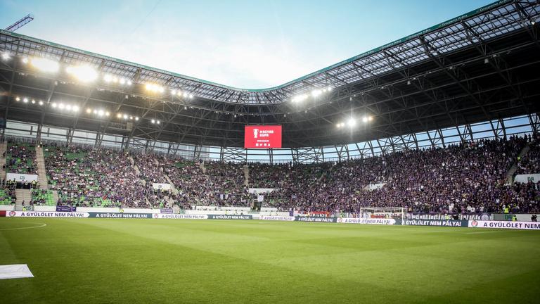 Koronavírusos a Felcsút futballistája, elmarad a Honvéd elleni meccs
