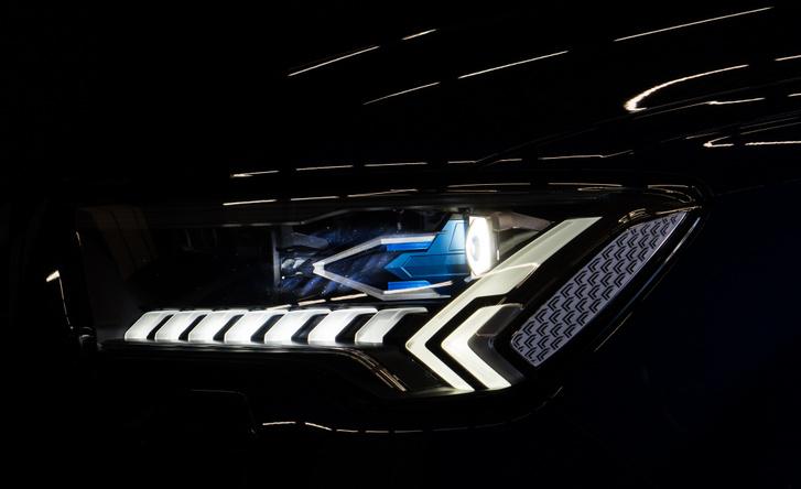 Orbitális fényjáték minden motorindítás