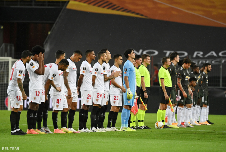 Sevilla-Manchester United EL-elődöntő.