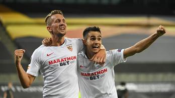 Hatodszorra az Európa Liga döntőjében a Sevilla