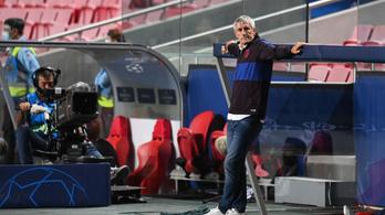 A Bayern elleni 8-2-es vereség után kivágják a Barcelona vezetőedzőjét
