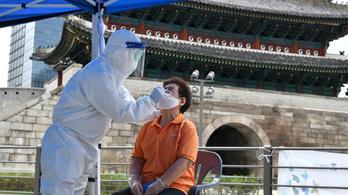 Dél-Korea a koronavírus-járvány új hullámára készül