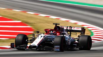 Räikkönen már kétszer megkerülte a Földet versenykörülmények között