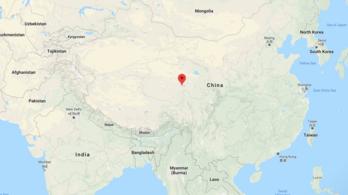Több ezer éves bronzkori sírt találtak Kínában