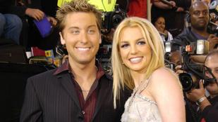 Lance Bass szerint a gyógyszerek miatt lehet, hogy Britney Spears ilyen furán viselkedik