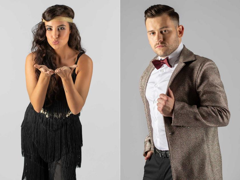 Az egykori énekes szerelmespár, Tóth Andi és Szabó Ádám egymás ellen versenyez a Sztárban Sztár hetedik évadában.