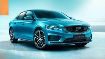 Preface: ez már a végleges kínai Volvo