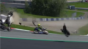 Rossi szerint túl agresszívvá és kockázatossá vált a MotoGP