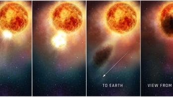 Megvan, miért pislogott a Betelgeuse tavaly, erre megint rákezdett