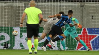 Kiütéses győzelemmel jutott EL-döntőbe az Inter