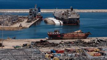 Bejrúti robbanás: letartóztatták a vámparancsnokot