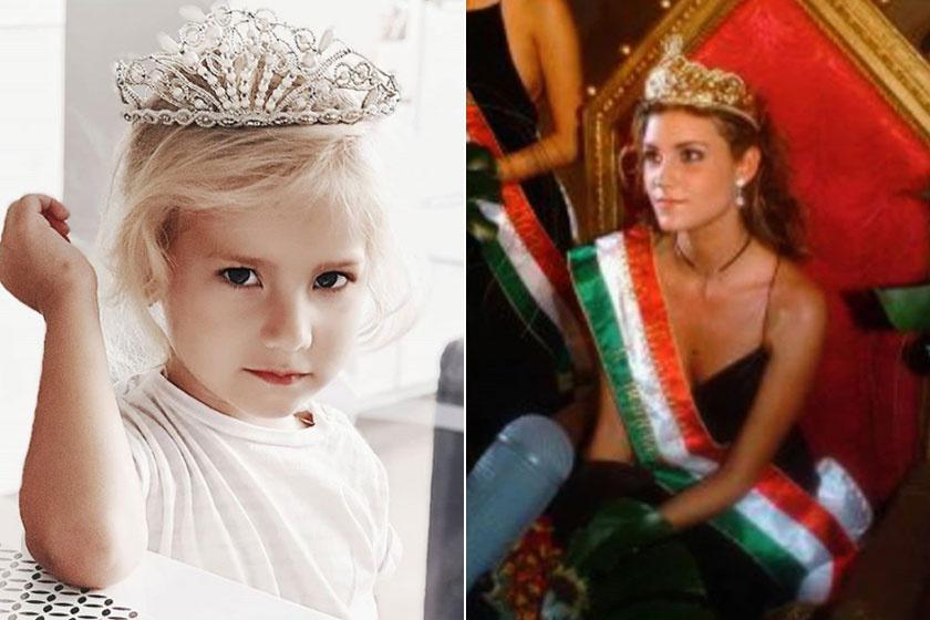 Úgy tűnik, a korona családban marad, Lilien már most királynőként viseli a fején.