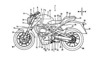 Villanymotort csinál a Honda a CB125R-ből