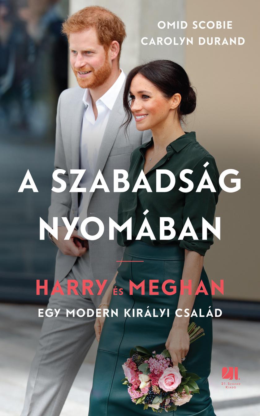 A könyv, amit Omid Scobie és Carolyn Durand írt, idén augusztusban jelent meg világszerte.