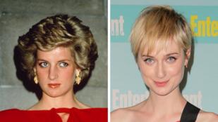 Ön szerint is Lady Diana kiköpött mása ez a színésznő?