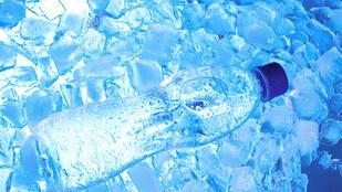 Ezért hasznos, ha vízzel teli palackokat teszel a fagyasztóba